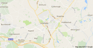 Wherever you live in Lichfield we provide house clearance services